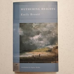 Wuthering Heights Emily Bronte (Barnes & Noble Cla